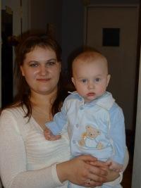 Татьяна Кузенкова, 29 апреля 1987, Брянск, id137327180