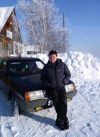 Евгений Поздняков, 19 августа 1987, Барабинск, id128798729