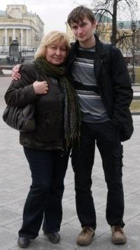 Андрей Тяпкин, 13 декабря , Москва, id46595470