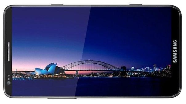 Samsung Galaxy S III 1.5 ГГц четырехъядерный процессор, 1080p дисплей, керамический корпус