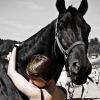 Профессиональные фотосессии с участием лошадей в