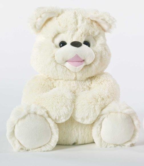 Плюшевый Мишка ламовый 55 см: фото.