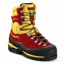 Утепленный ботинок для технического альпинизма.  Опи.  В сравнения.