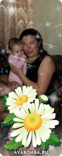 Светлана Фирсова, 6 апреля , Новосибирск, id110017392