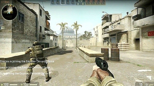 counter strike global offensive iso