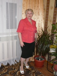 Галина Чилимова, 7 апреля 1951, Казань, id135858325
