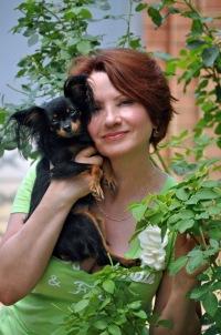 Ольга Карпенко, 26 апреля 1991, Краснодар, id130970453