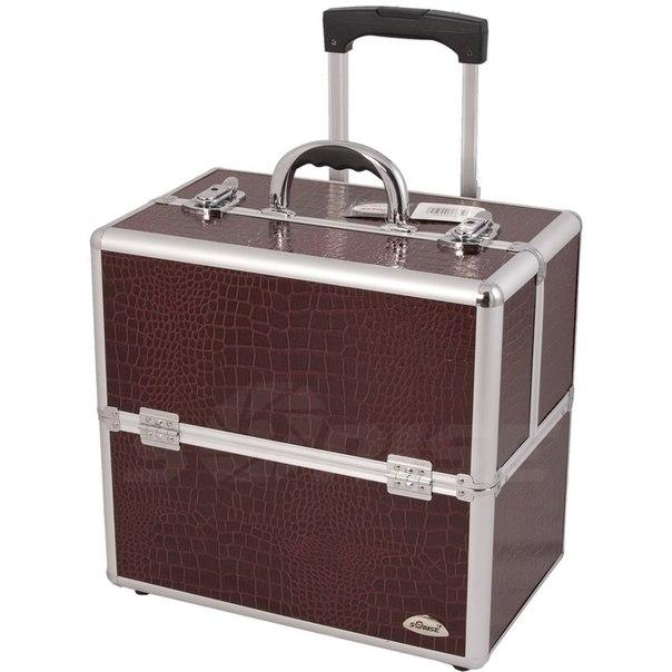 Метки: чемодан для косметики, чемодан для маникюрш, кейс для косметики...