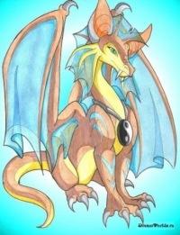 Фурри драконы картинки