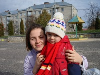 Галя Минченко, 10 ноября 1994, Глухов, id123139687