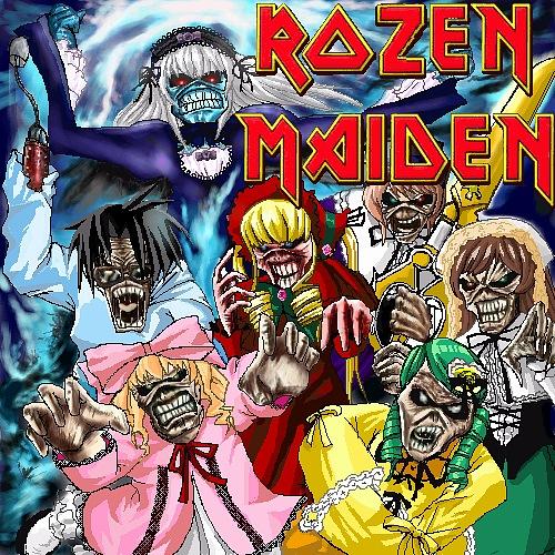 Rozen Maiden - IIchan OST | ВКонтакте
