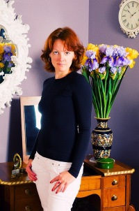 Ольга Сапегина, 29 августа 1974, Санкт-Петербург, id109993315