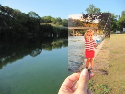 малыш и рыбка