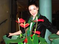 Алеся Яцевская, 16 апреля , Луганск, id34775003