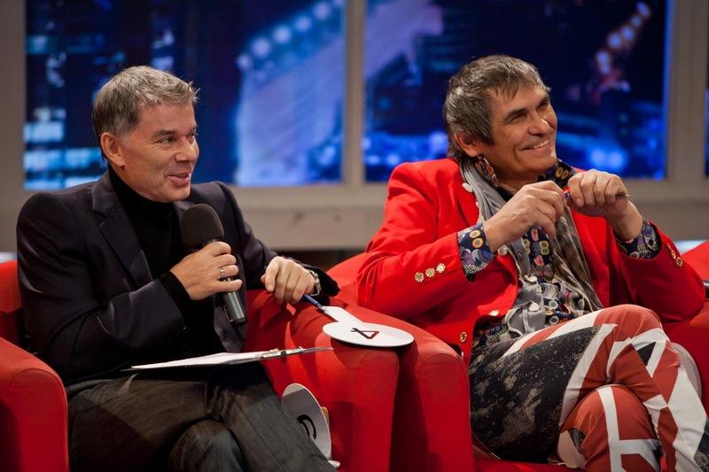 Олег Газманов, Бари Алибасов