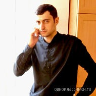 Заур Гусейнов, 22 февраля , Москва, id150122715