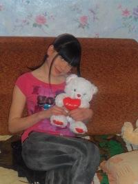 Кристина Журавлева, 23 сентября 1997, Омск, id122033651