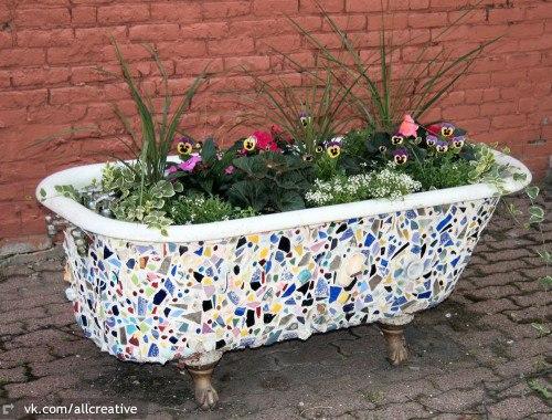 Идеи для сада дачи и огорода своими