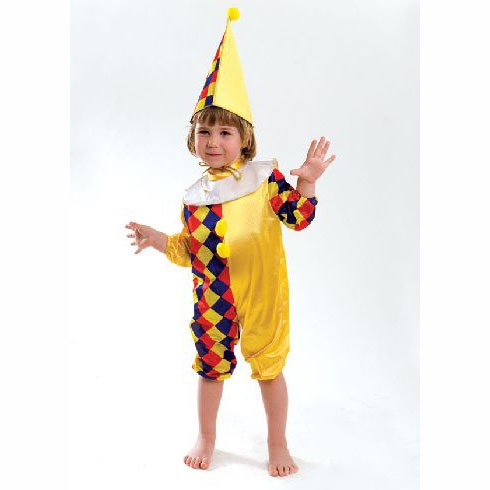 Клоун костюм новогодний своими руками фото