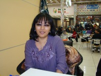 Ольга Ким, Ташкент