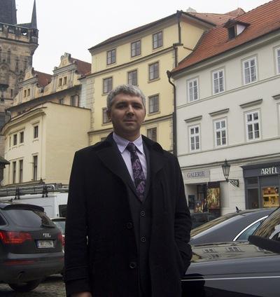 Антон Чертыковцев, 2 февраля , Москва, id6786542