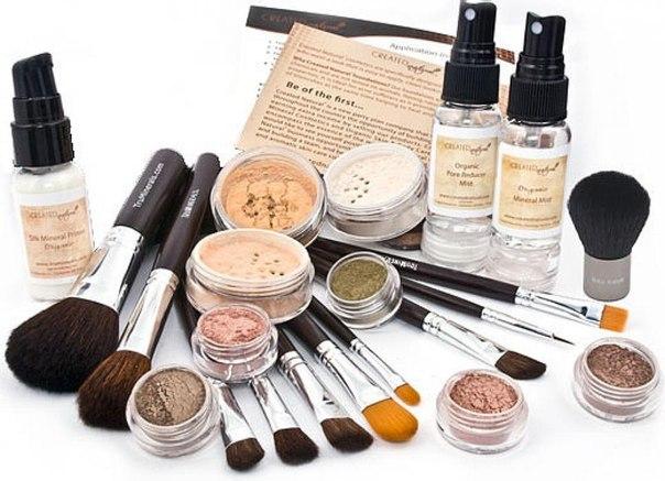 Какие средства нужно для макияжа лица список