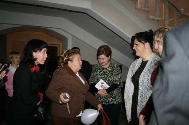 Елена Николаева в Орске