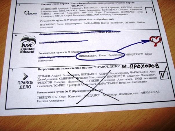 За «Правое дело» с Михаилом Прохоровым.