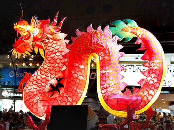таиланд дракон