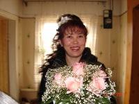Оксана Серебрякова, 8 августа 1972, Самара, id134564147