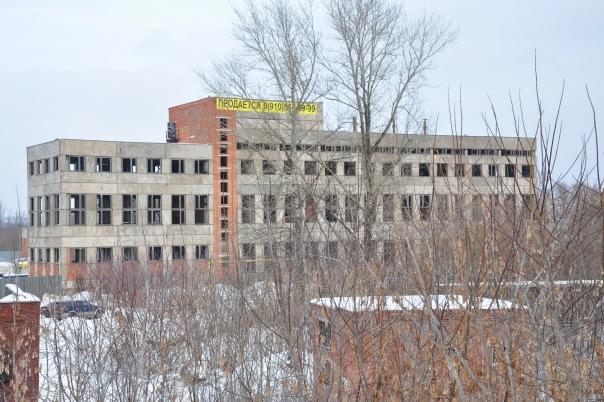 Призрачный завод