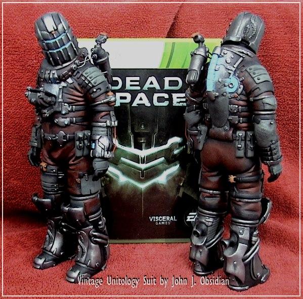 Костюмы Dead Space 2