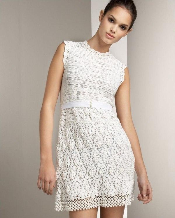 Платье летний зефир 4