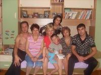 Галина Конькова, 14 июня 1977, Кирсанов, id104546297
