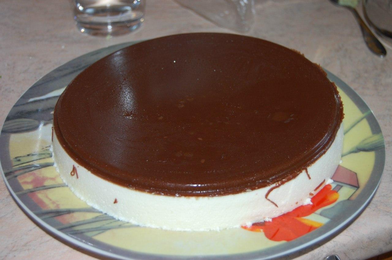 выпечки без Птичье торт молоко