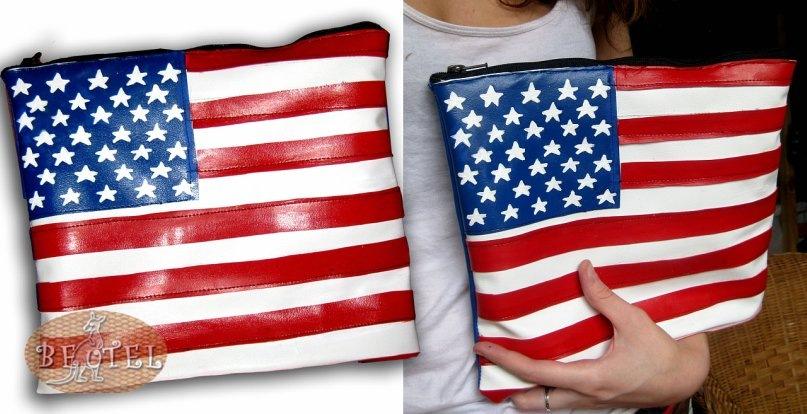 Американский флаг своими руками