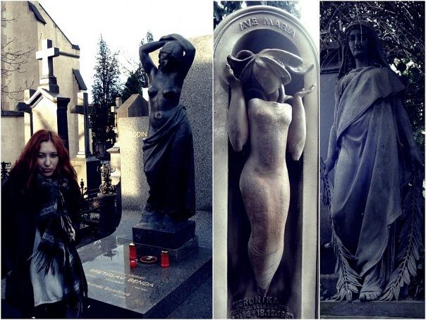 Вышеградское Кладбище «Славин»