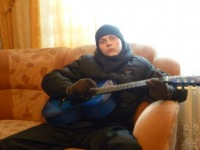 Женя Назарько, 3 октября 1986, Красноярск, id129008147