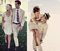 Свадебные ретро-платья 2012 от BHLDN (5 фото)