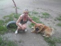 Олга Фомина, 1 июня 1990, Челябинск, id111982723