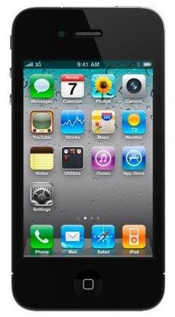 Посмотреть Телефоны GSM и купить по лучшей цене Apple iPhone 4 32Gb