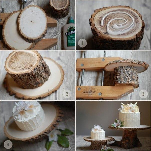 Поделки из древесины своими руками