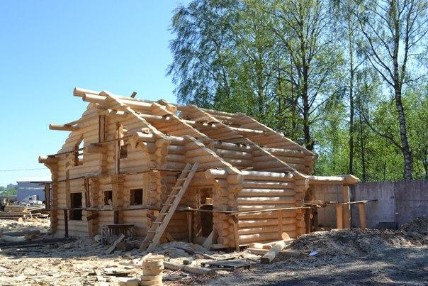 Фото: Строительство дома из пенобетона видео