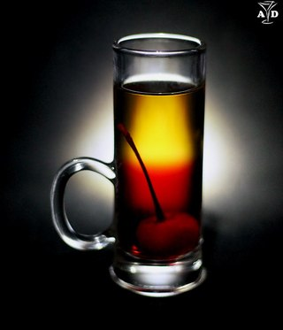 Пьём всё залпом!  Коктейли - Шутеры Shooter Cocktails.