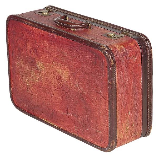 Рнова парочка идей для утилизации старых чемоданов.  Прочитать.