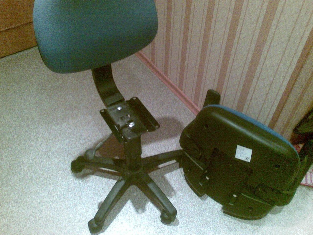 Скрипучий стул
