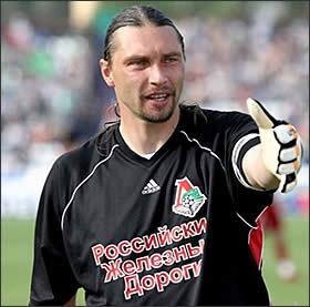 Овчинников: среди россиян есть вратари, которые намного сильнее Гильерме
