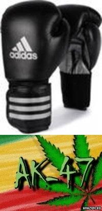 Боксерские перчатки Adidas ADISTAR.