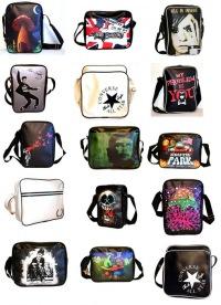 Молодежные сумки: модные, стильные и удобные.