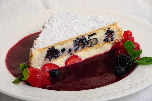 Французские десерты рецепты с фото